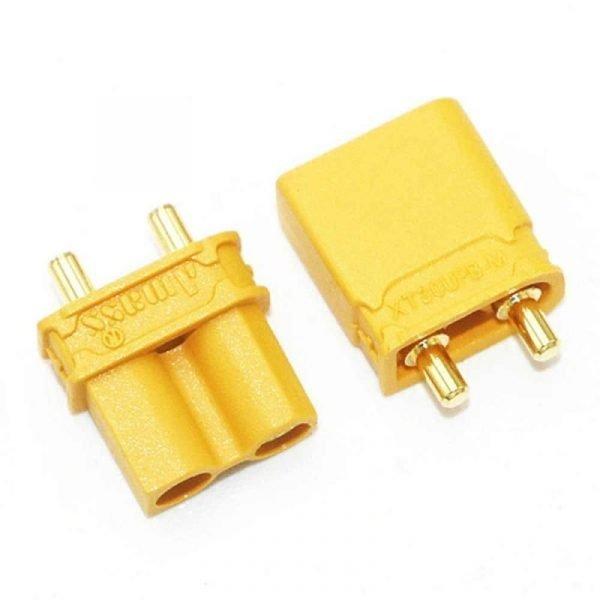10pcs Amass XT30UPB XT30 UPB 2mm Plug Male Female Bullet Connec e1596820533970