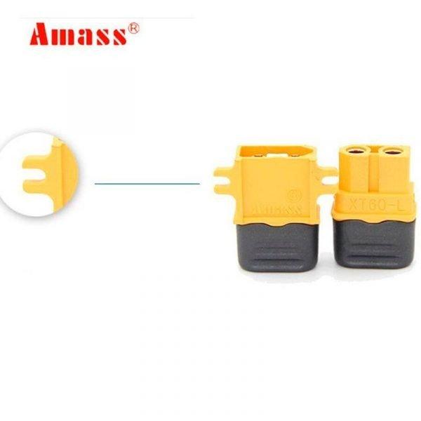 20pairs Amass XT60 L Connector XT60L Plug Bullet Connectors 20 off