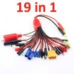Multifunction Balance Charging Adapter Cable 19 IN1