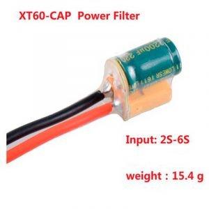 XT60 CAP POWER FILTER