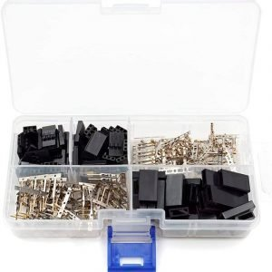 30 Sets Male Female Connector Crimp Pin Kit