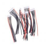 4S 5Pin Lipo Battery Charger Silicone Wire Balance 5PCS