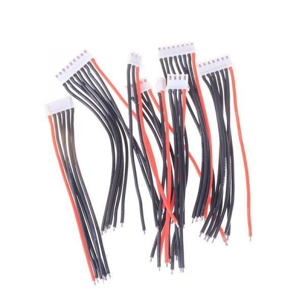 1PCS 10CM 1S 2S 3S 4S 5S 6S 7S 8S 1P 2P 3P Balance Charger Cable