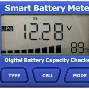 Smart Battery Checker Cell Meter 5 In 1 LCD dronefpvshop.ch
