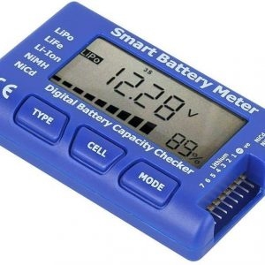 Smart Battery Checker Cell Meter 5 In 1 dronefpvshop.ch