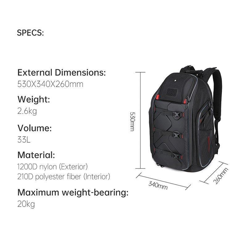 11 iflight backpack dronefpvshop.ch