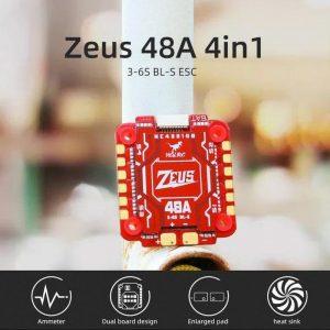 HGLRC Zeus 48A 4in1 ESC 3 6S dronefpvshop.ch