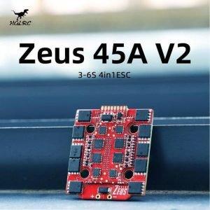 HGLRC Zeus V2 45A 4in1 ESC 3 6S DRONEFPVSHOP.CH