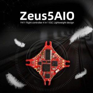 HGLRC Zeus5 AIO 1 2S FC 5A BL S 4in1 ESC with WiFi dronefpvshop.ch