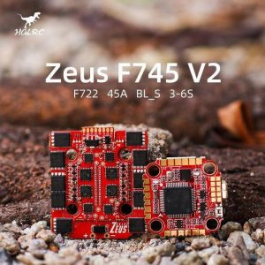 HGLRC ZeusF745 V2 STACK 3 6S F722 45A 4in1 ESC dronefpvshop.ch6