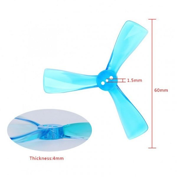 Nazgul Cine 2525 propeller dronefvpshop.ch3